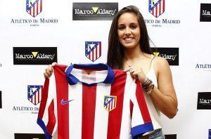 Brenda Pérez, de Madrid al cielo