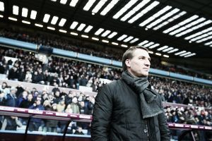 "Rodgers: ""We have to be calm against Villa"""