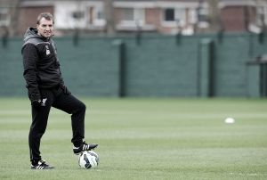 74 points the target for Liverpool, says Brendan Rodgers
