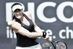 WTA s-Hertogenbosch: Americans lead second round charge on day three