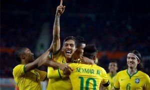 France - Brésil : Le Brésil était trop fort