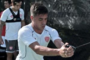 Brian Fernández, nuevo delantero rojiblanco