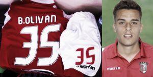 El exbarcelonista Brian Oliván se desvincula del Sporting de Braga