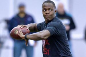 NFL Mock Draft: Teddy Bridgewater to Texans, Johnny Manziel to Vikings