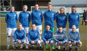 Brighton & Hove Albion add Fern and Aileen Whelan