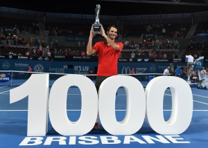 Brisbane Entries Confirmed; Federer, Nishikori Lead Field
