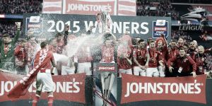 El Bristol City conquista el Johnstone's Paint Trophy