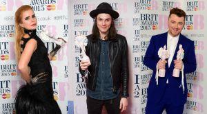 Los Brit Awards disparan las ventas de sus premiados