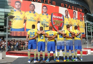 The failure of the British core at Arsenal