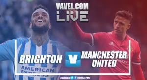 Resumen del Brighton 1-0 Manchester United en Premier League 2018