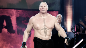 Nuevas apariciones de Brock Lesnar