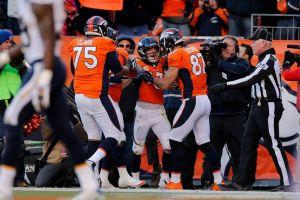 Broncos a la Final de la AFC; a un paso del Super Bowl