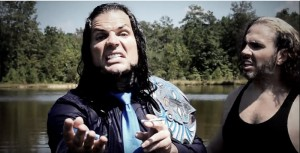 Are the Broken Hardy's leaving TNA?