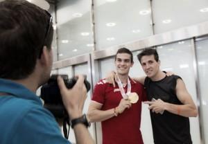 Atletismo Río 2016. Bruno Hortelano: la confirmación de una promesa