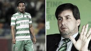 Burno de Carvalho volvió a despotricar contra André Carrillo