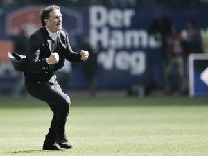 Hamburger SV 2-0 Schalke 04: The clock keeps ticking