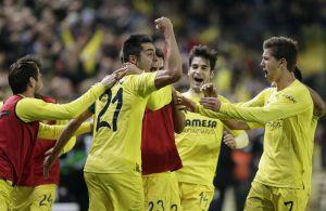 El Villarreal lleva trece partidos consecutivos marcando
