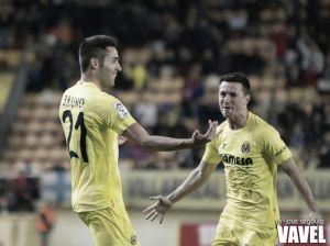 Fotos e imágenes del Villarreal 1-0 Getafe, ida de cuartos de final de Copa del Rey