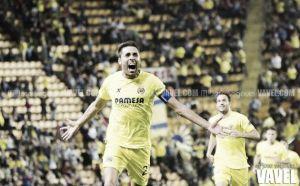 """Bruno Soriano: """"Estamos muy felices por ser líderes"""""""