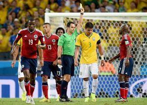 """Thiago Silva: """"Fue una acción boba"""""""