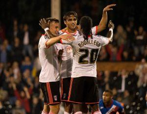 Hugo Rodallega figura en la victoria del Fulham