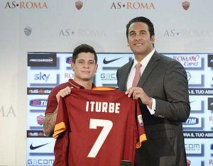 """Iturbe si presenta: """"Sono qui per vincere"""""""