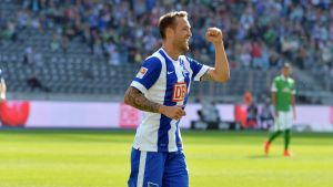 Julian Schieber: Hertha's Striker Answer?