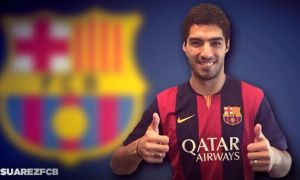 Suarez al Barcellona, ora è ufficiale