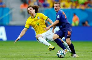 Le dimissioni in forse di Scolari, Robben orgoglioso della squadra