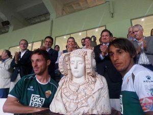 El 'Trofeo Festa d'Elx' se queda en casa