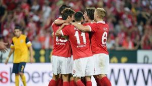 El Mainz 05 se impone por la mínima ante un rival muy débil
