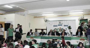 Nueva edición en Coria del Río del programa 'Del Cole al Fútbol'