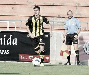 El zaragocista Álex Zalaya, convocado con la selección española Sub-17