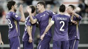 Copa Euroamericana: Fiorentina de Vecino derrotó a Estudiantes