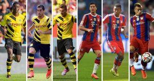 Live Borussia Dortmund vs Bayern Monaco, Supercoppa di Germania in Diretta