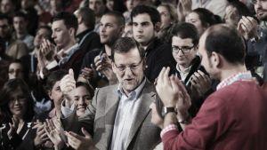 """Mariano Rajoy: """"Las cosas aún no están como me gustaría, pero España va mejor"""""""