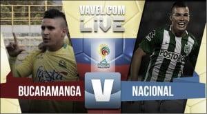 Bucaramanga rescató un empate ante el campeón de América