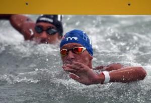 Budapest 2017 - Nuoto di Fondo, staffetta mista: Italia di bronzo