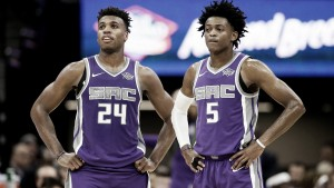 The Sacramento Kings have pillars in place for their future