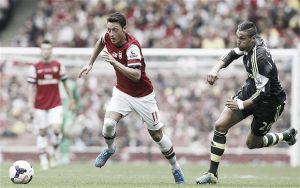 Arsenal vs Stoke City en vivo y en directo  (3-0)