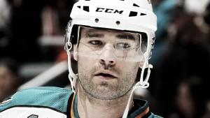 Patrick Marleau alcanza los mil puntos en su carrera en la NHL