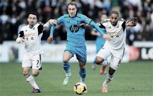 Swansea - Tottenham Hotspur: el salto hacia Europa