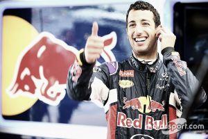 """Daniel Ricciardo: """"Espero tener un buen fin de semana en Austria"""""""