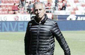 """Sergio Bueno: """"Lo que más nos importa es lograr el ascenso"""""""