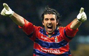 Se cumplen 18 años del debut de Buffon