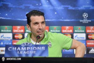 """Buffon: """"No sé si somos más fuertes que el Borussia, pero quiero descubrirlo"""""""