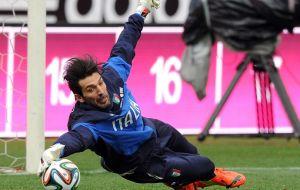 """Italia, Buffon: """"In Nazionale devono giocare i migliori, Conte può fare qualcosa di straordinario"""""""