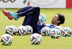"""Italia, Buffon: """"Bulgaria avversario difficile, Conte da la sua impronta alla squadra"""""""