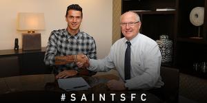Si rinforza il Southampton: rinnovato Fonte, fatta per Forster