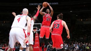 Noah e Chicago contro i Washington Wizards: serie tirata in vista